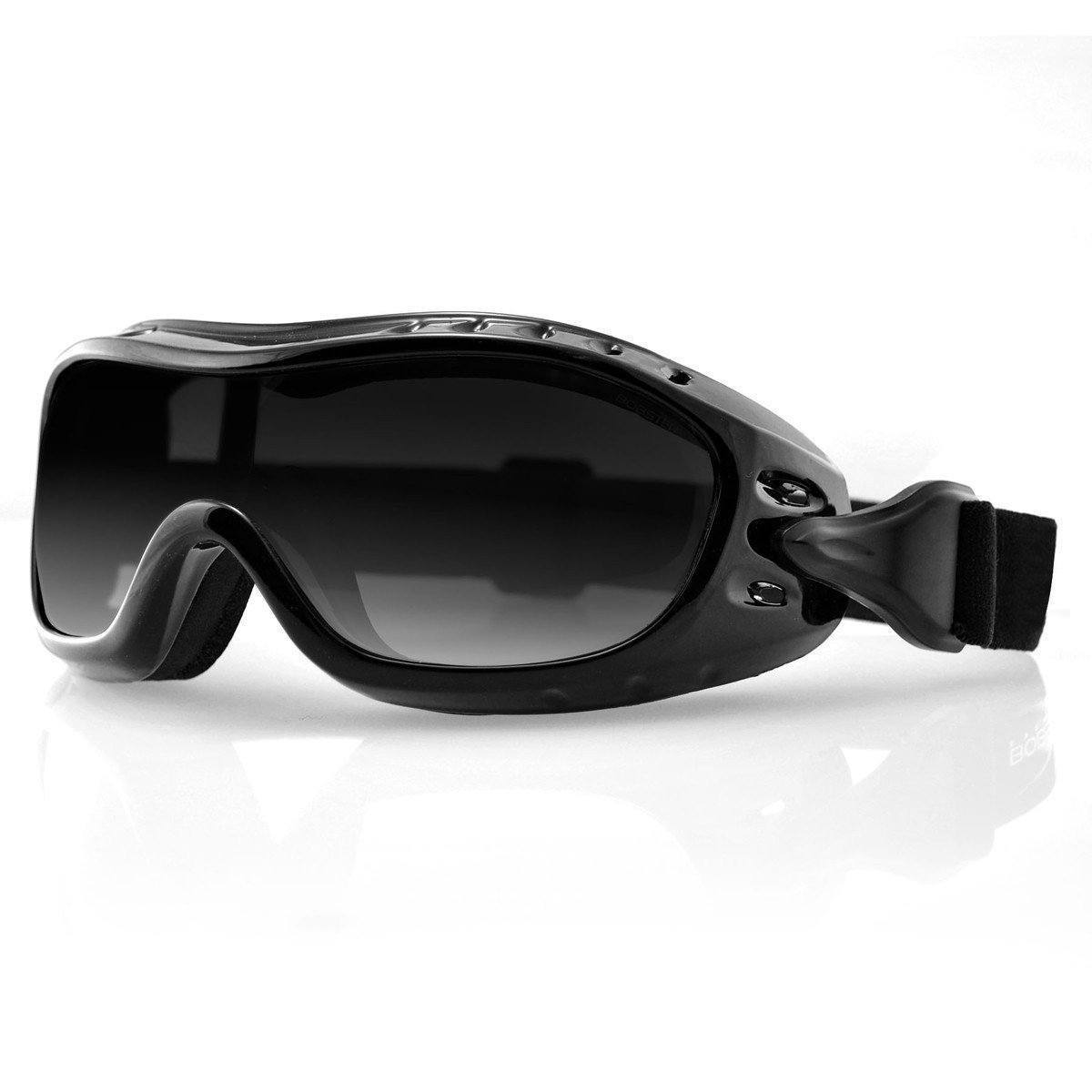 Bobster Night Hawk Smoke Lens Goggles