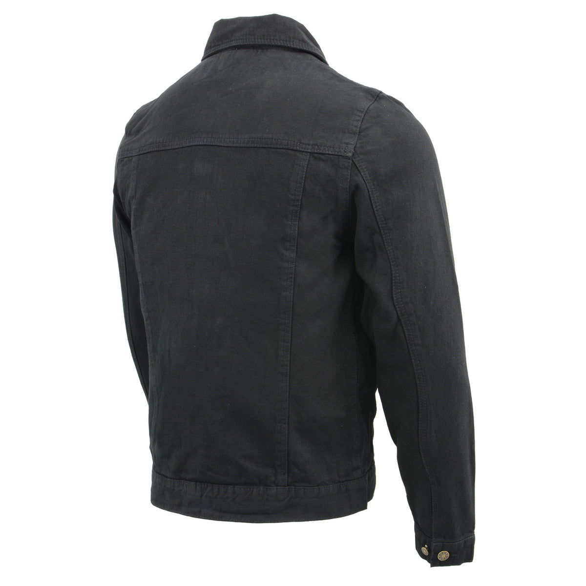 M Boss Motorcycle Apparel BOS11015 Mens Black Classic Jean Pocket