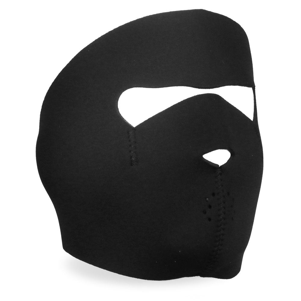 Hot Leathers FMA1010 Black Neoprene Face Mask