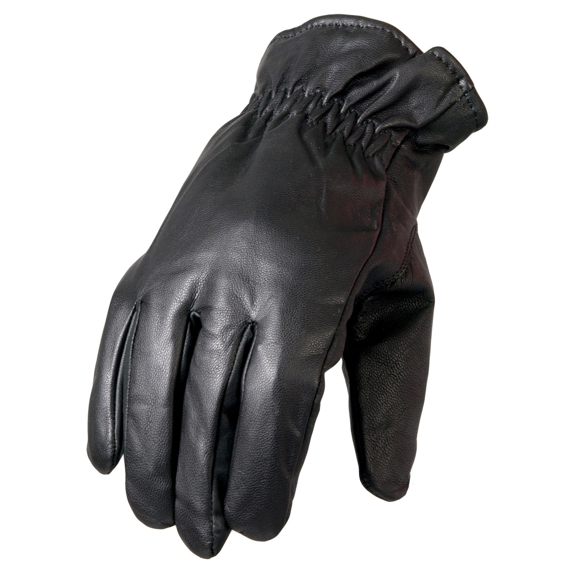 Hot Leathers GVM1018 Waterproof Unisex Leather Riding Glove