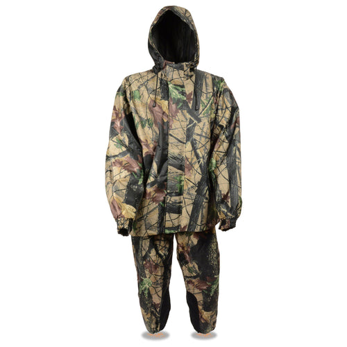 Milwaukee Performance MLM9500 Men's Jungle Camouflage Rain Suit