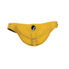 Milwaukee Leather MP8835 Women's Yellow 'Braided' Hip Belt Bag with Gun Holster