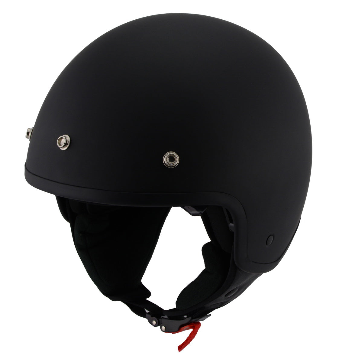 Milwaukee Performance Helmets MPH9700DOT 'Accelerator' 3 /4 Open Face