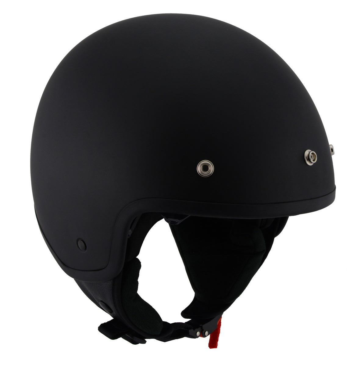 Milwaukee Performance Helmet MPH9700DOT 'Accelerator' Open Face Matte