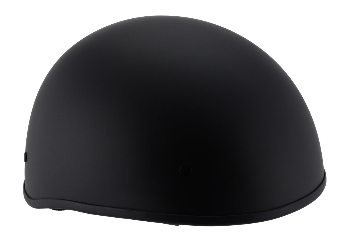 Milwaukee Performance Helmet MPH9710DOT 'Bare Bones' Matte Black