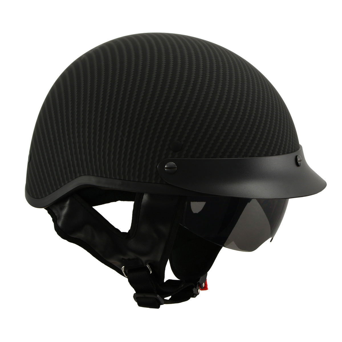 Milwaukee Performance Helmet MPH9722DOT Matte Black DOT Helmet with