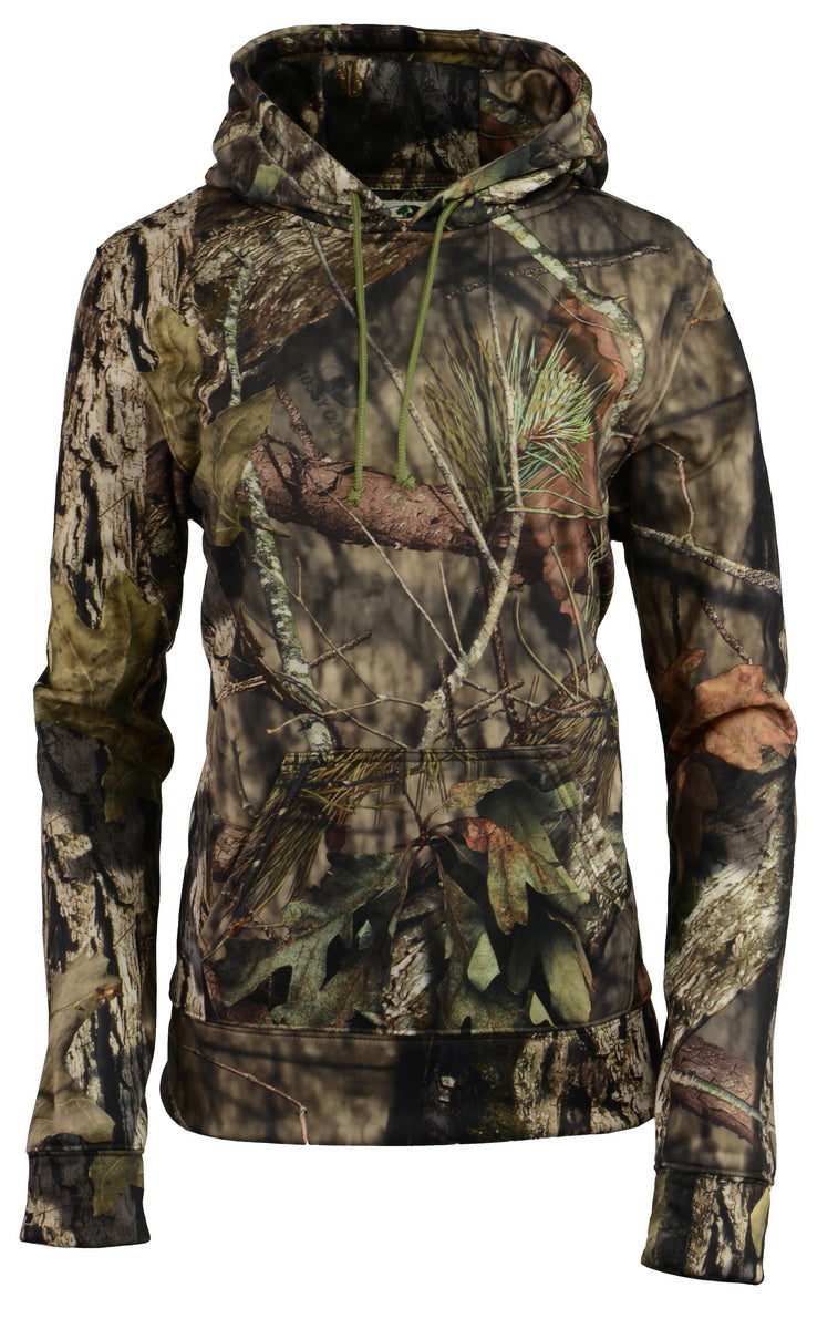 Milwaukee Leather Performance-MPL2778-Women Pull Over Mossy Oak