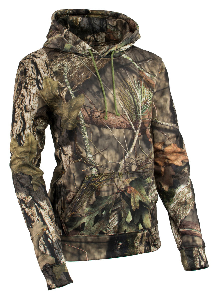 Milwaukee Leather Performance MPL2778 Women Pull Over Mossy Oak