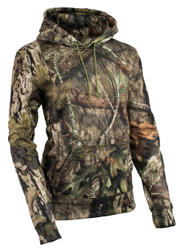 Milwaukee Leather MPL2778 Women's Mossy Oak Camouflage Pull Over Hoodie
