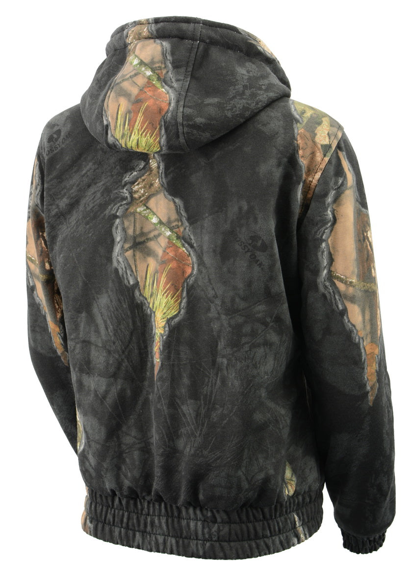 Milwaukee Performance MPL2779 Ladies Mossy Oak Eclipse Zipper Front