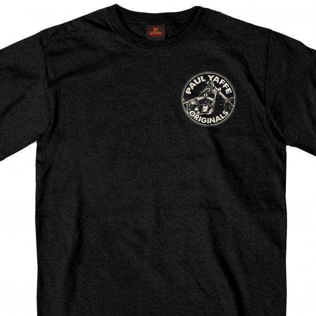 Official Paul Yaffe's PYM1042  El Cadiente T-Shirt