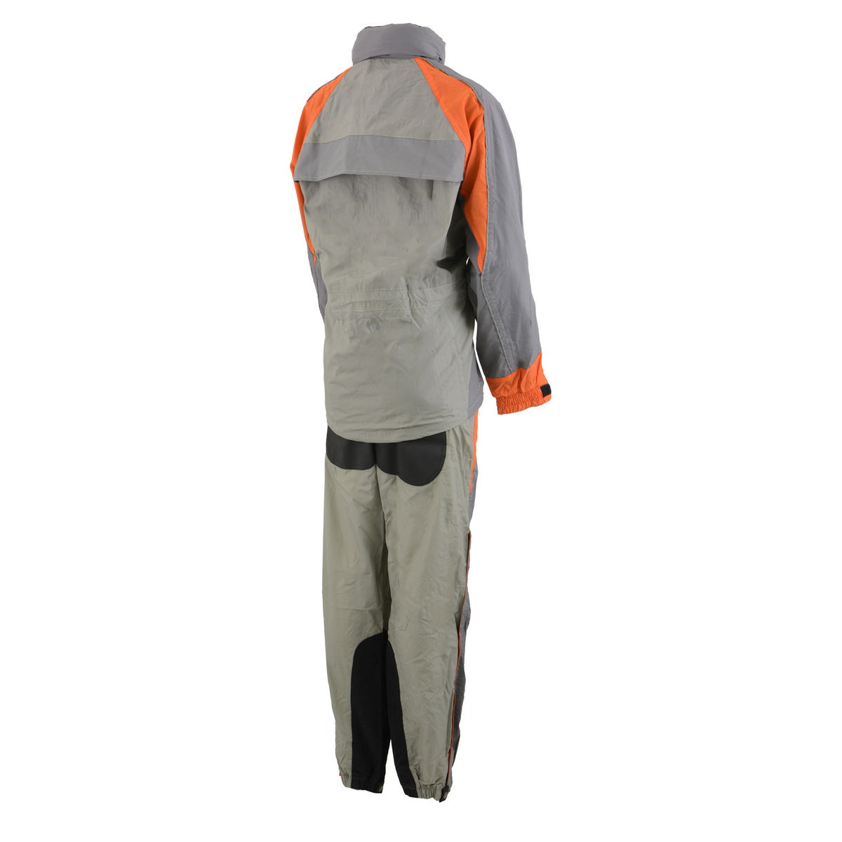 Milwaukee Performance SH2336SGO Women's Gray and Orange Rain Suit
