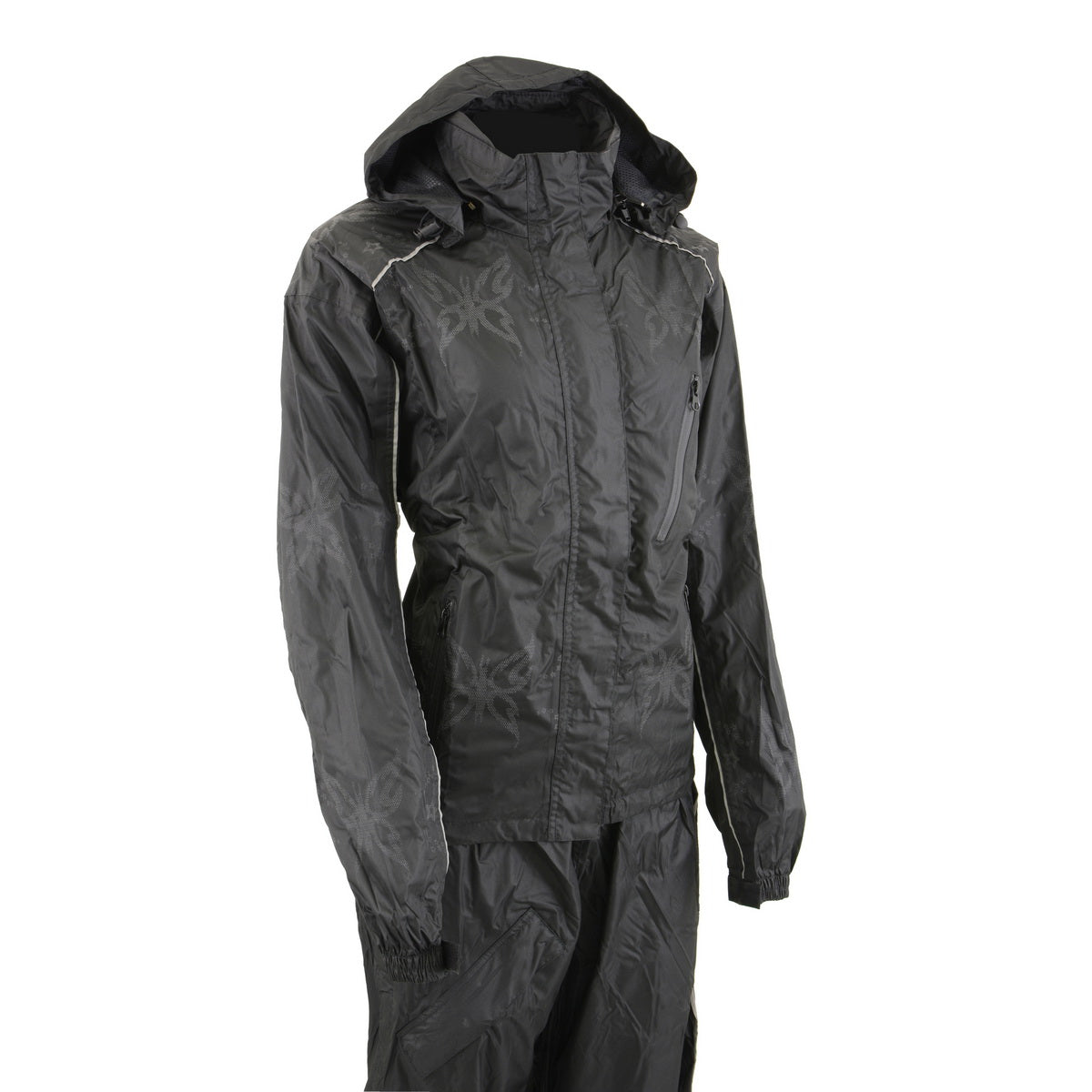 Milwaukee Performance SH2342 Women's Black Water Resistant Rain Suit