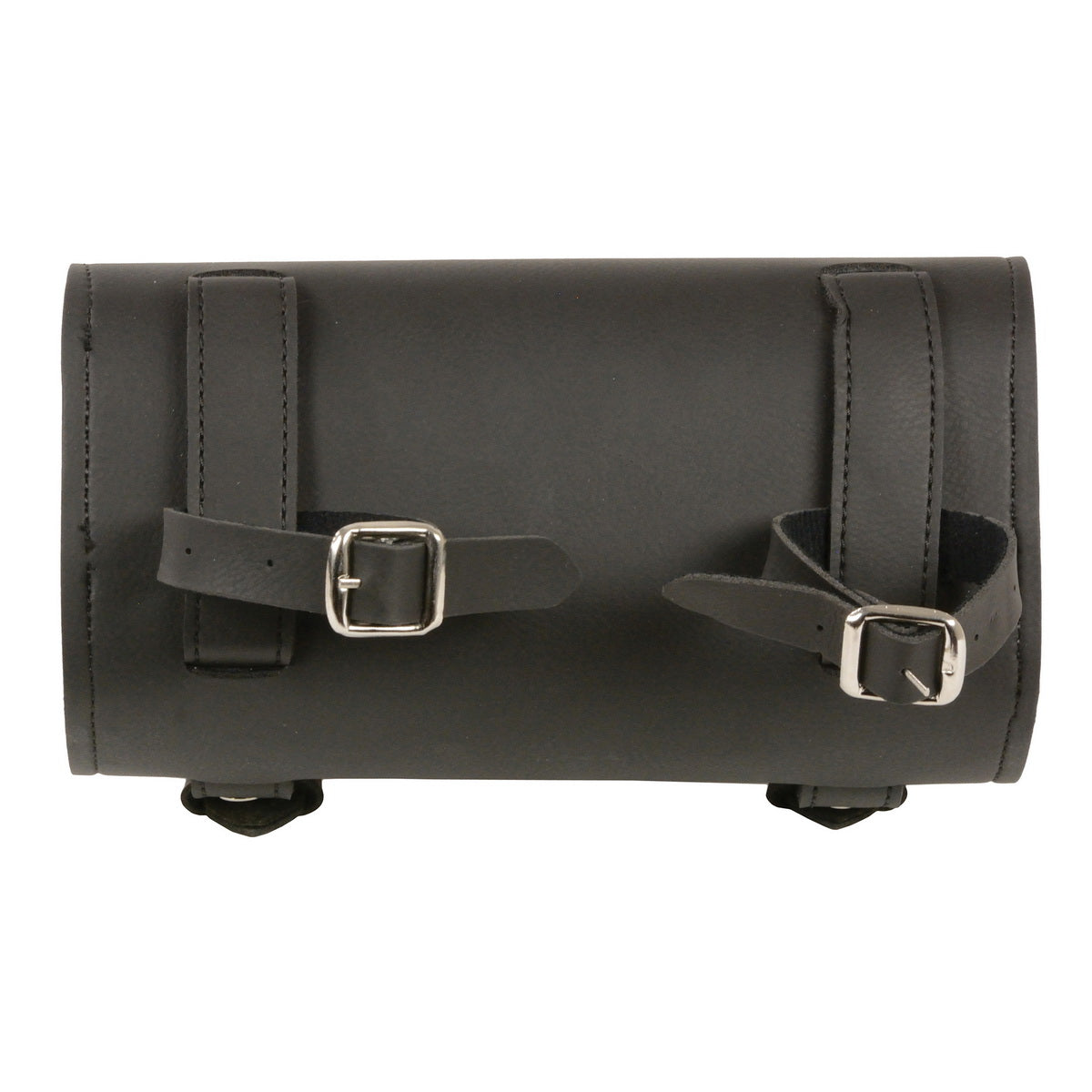Milwaukee Leather Performance SH49703 BlackLarge Double Buckle PVC