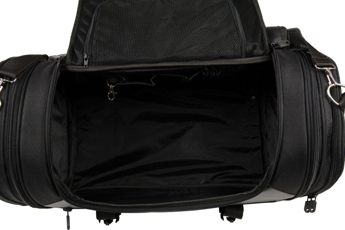 Milwaukee Performance SH694 Black Large Textile and PVC Duffel Style