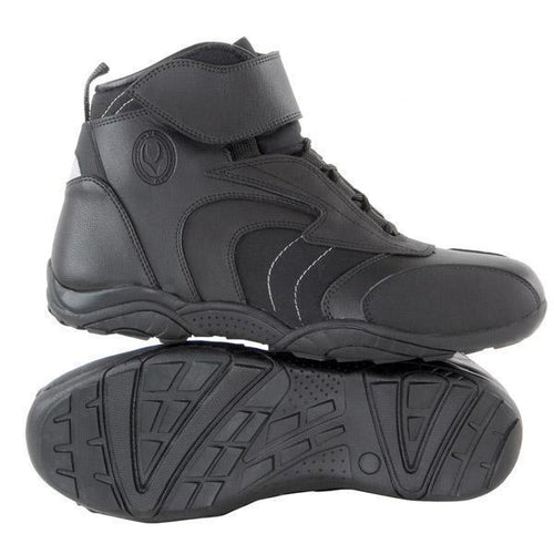 Vulcan V310 Men's Leather Motorcycle Troop Sport Boots