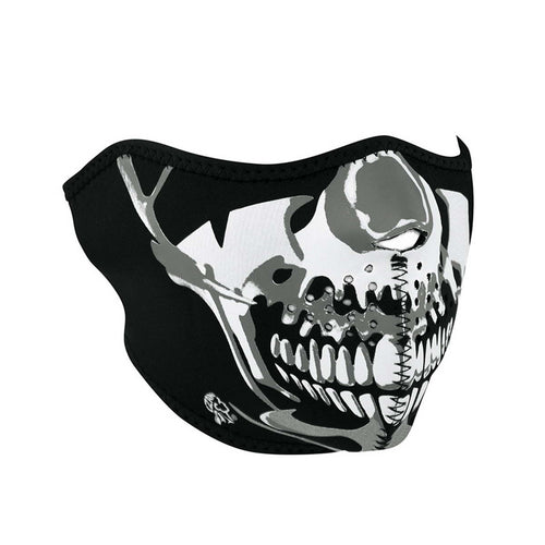 Zan Headgear WNFM023H Neoprene Half Face Mask