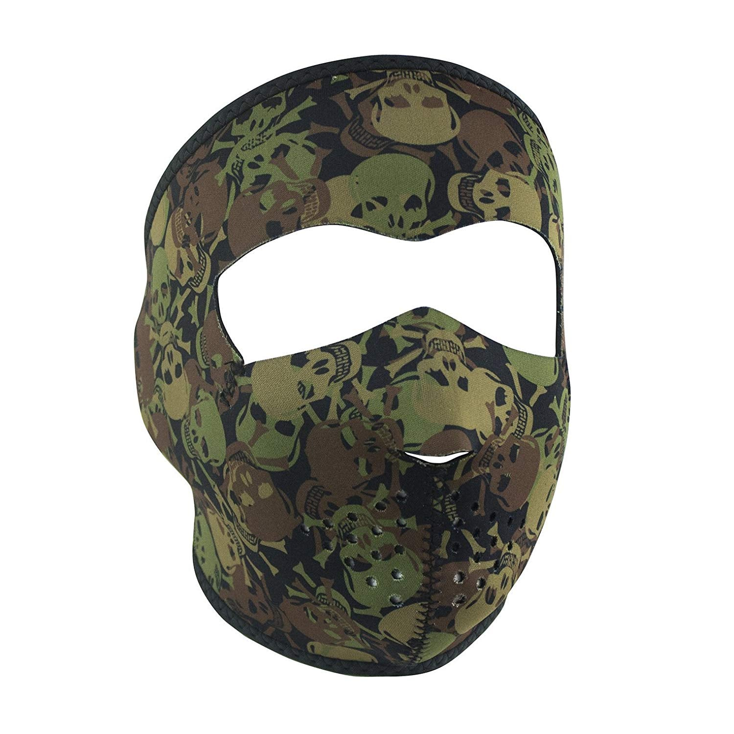 Zan Headgear WNFM418 Neoprene Face Mask