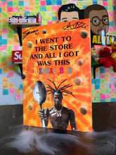 Load image into Gallery viewer, Signed Travis Scott Reese's puffs Cereal by Marco and Alvin
