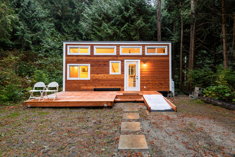 Tiny House in Natur