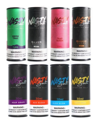 Líquido Nic Salt Nasty Juice 30ML - Izone Import