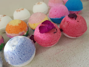 Bath Bombs - Fragrance Oils - Homely Scents