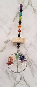 Chakra Hanging Diffuser - Homely Scents