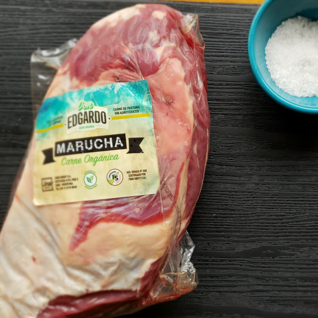 "MARUCHA ""DON EDGARDO"" CARNE ORGÁNICA"""