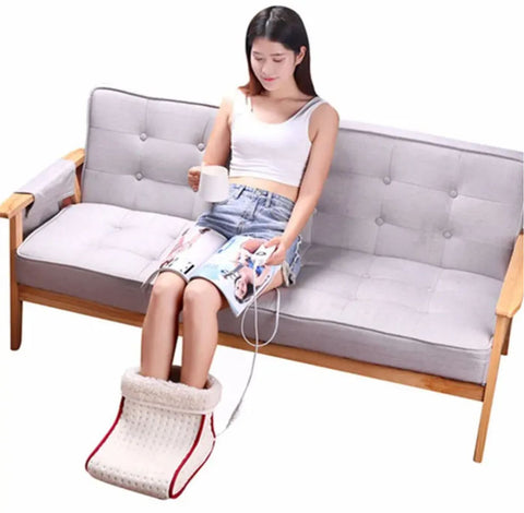 Electric Foot warmer for winter gifts toes heating bed Best of 2019