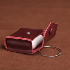 Leather Airpods Case Cover Handbag Style