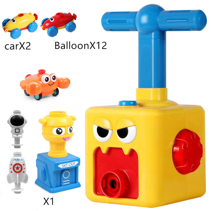 Balloon Car Launcher Toy with 12 Balloons Best gift for kids 2020