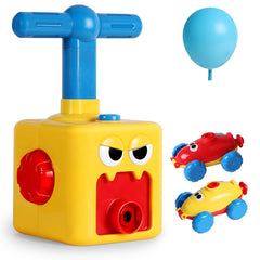 Balloon Car Launcher Toy