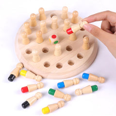 Memory Match Sticks Game