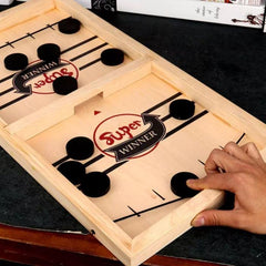 Slingshot Hockey Board Game