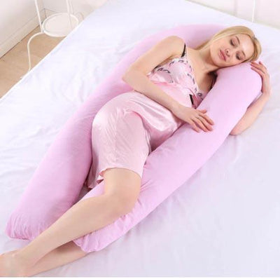 Maternity Pillow Full Body Support-Pregnancy & Breast Feeding