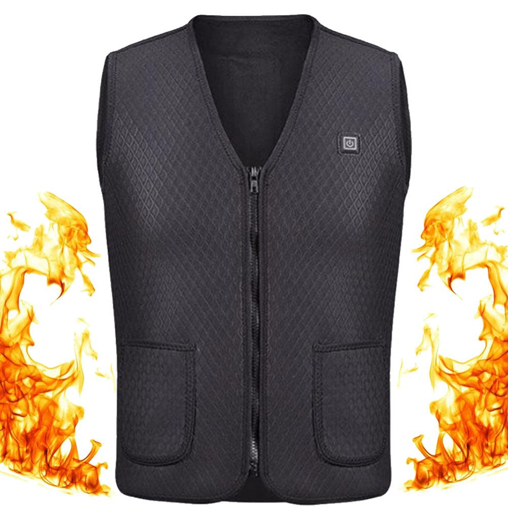Electric Heated Vest 2019