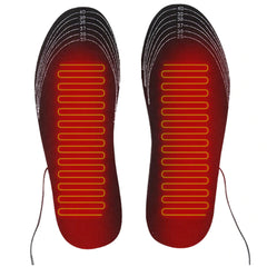 Heated insoles No Battery feet warmers