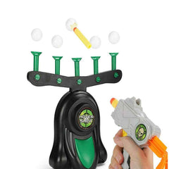 Hovering Ball Target Shooting Game