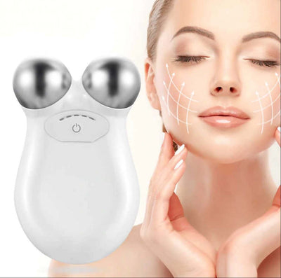 Microcurrent FaceLift Machine Anti Aging Wrinkle mini home facial tool