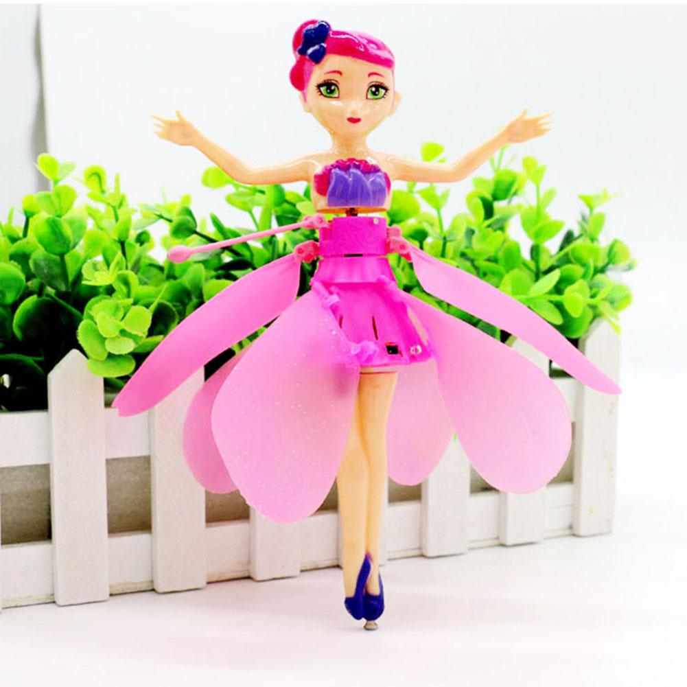 Magic Flying Fairy Doll Toy Best Gift Toys for Little Girls Holidays