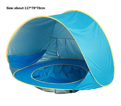 Baby Sun Protection Pop Up Tent
