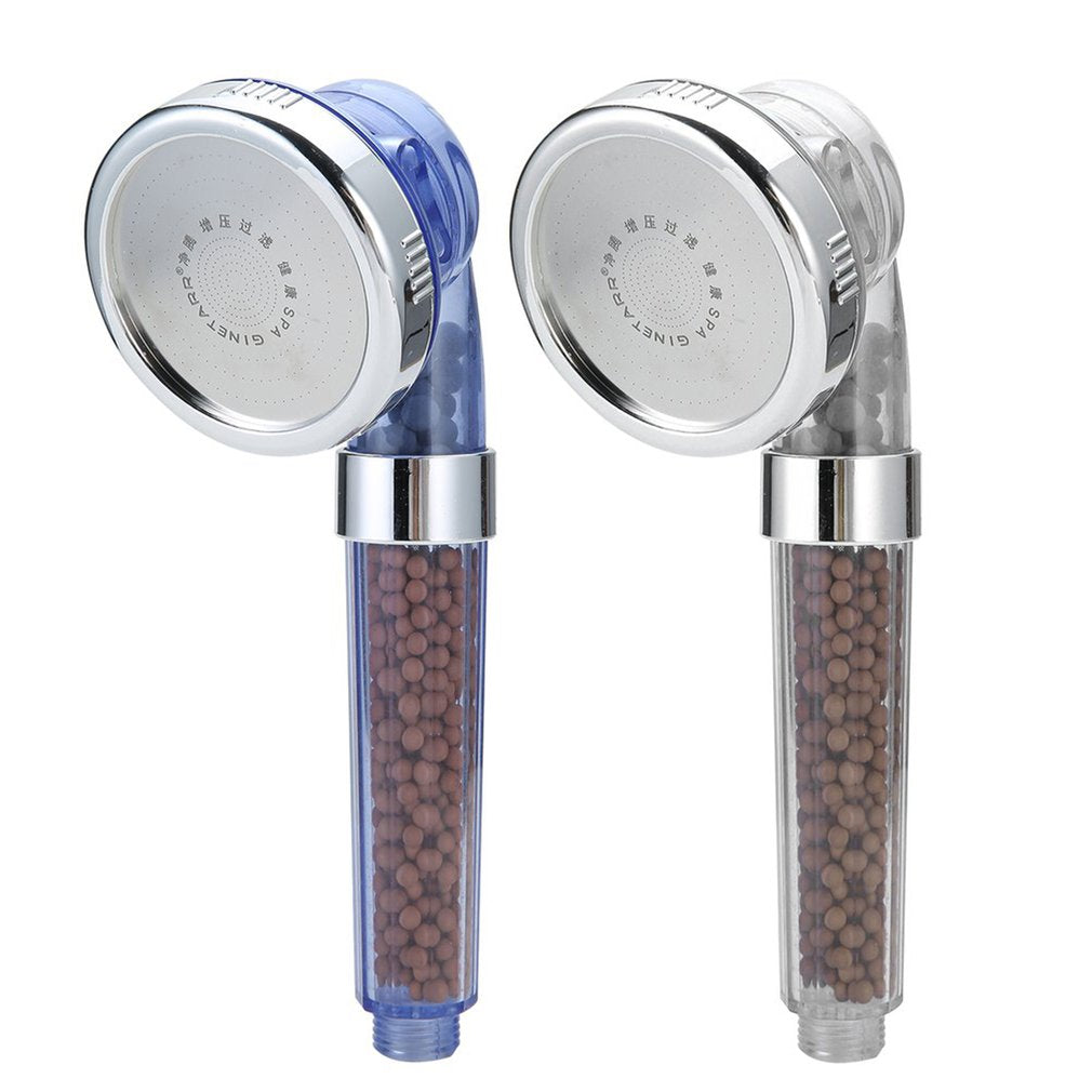 2019 Monaki™ Ionic Filtration Best Shower Head Hand Held