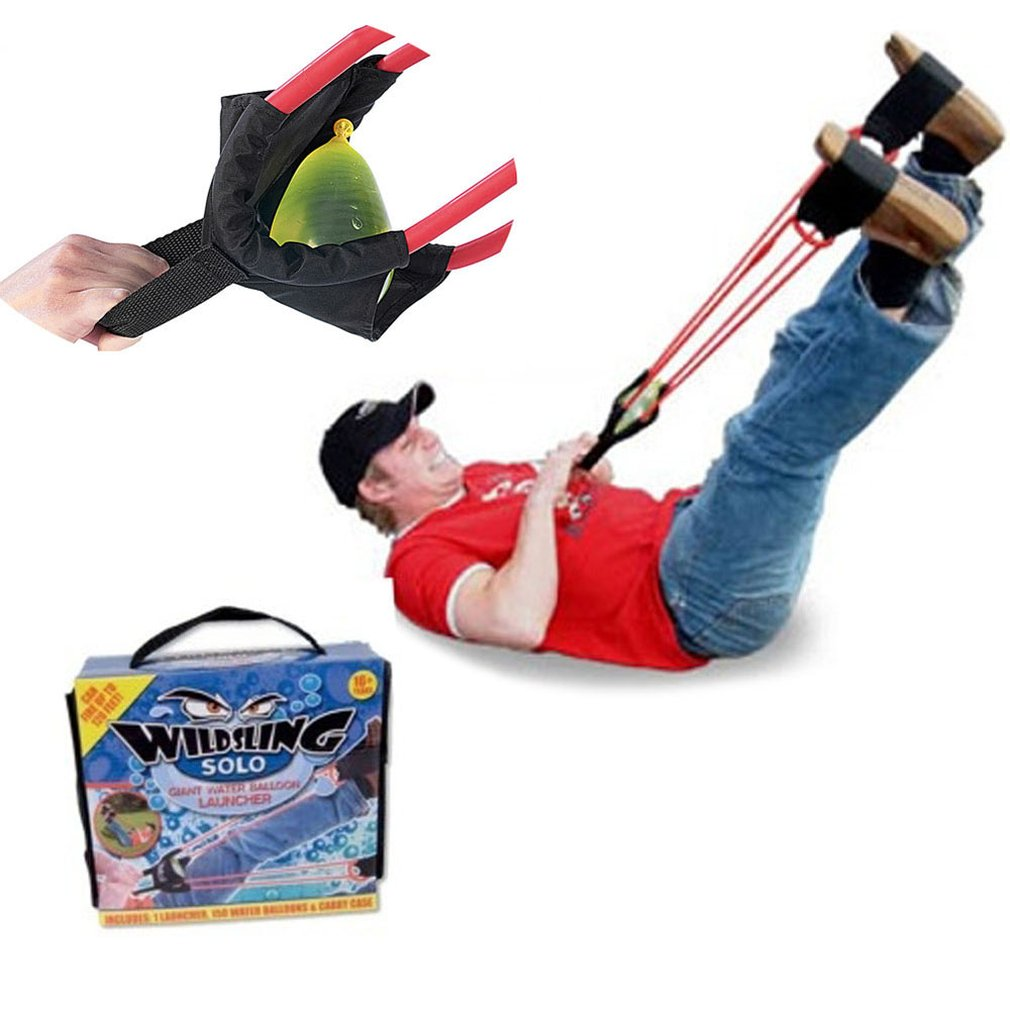 Snowball Slingshot Launcher for Winter Fun Best Toy Gift 2019