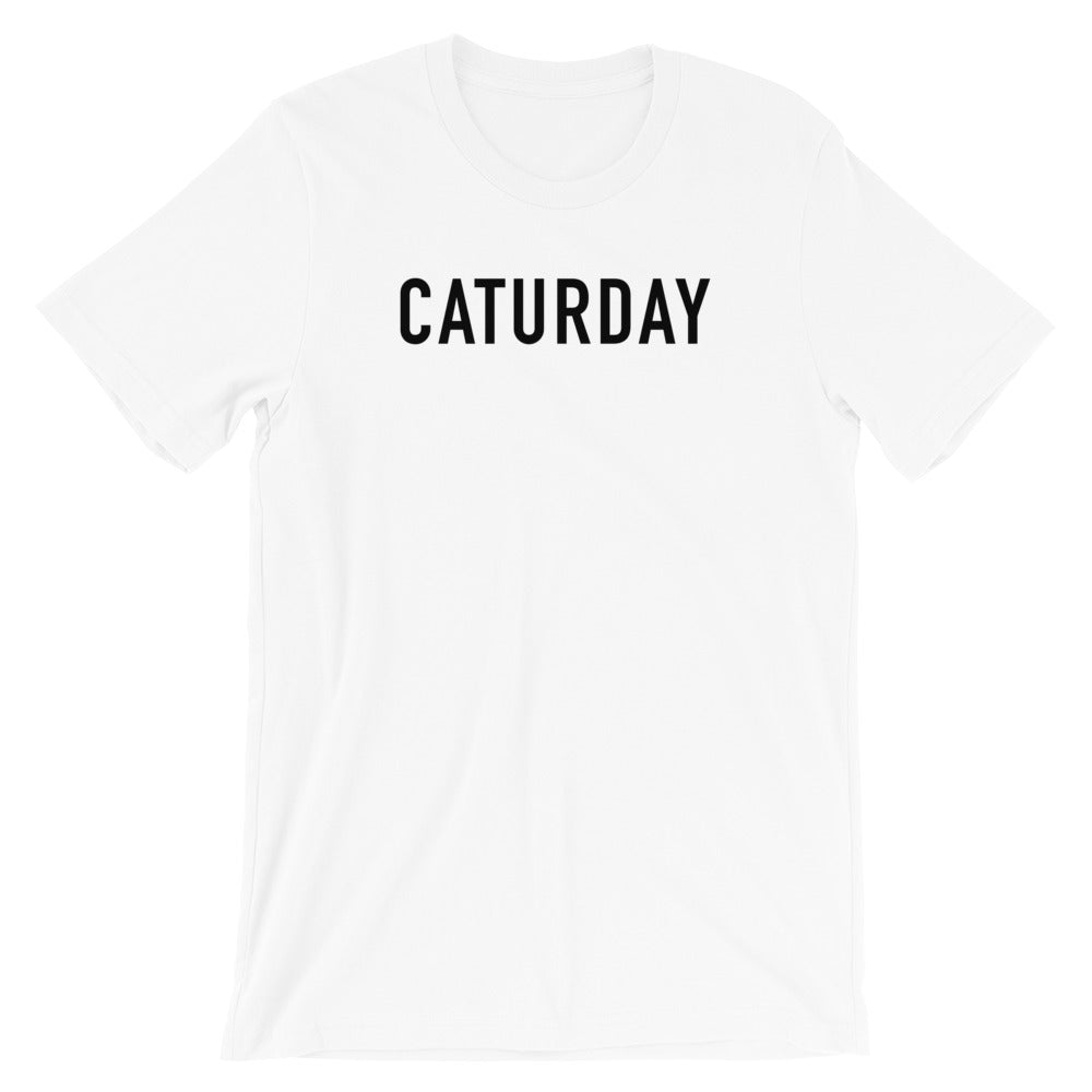 CATURDAY | Short-Sleeve Unisex T-Shirt
