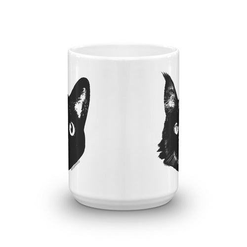 Mikita + Dahlia Face Mug | 11oz or 15oz