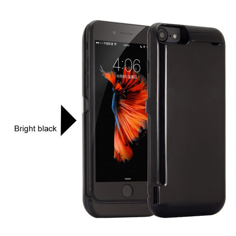 Mogul iPhone Battery Charging Case 10000mAh - Sleek and Slim Design