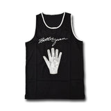 Michael Jackson #83 Black Basketball Jersey