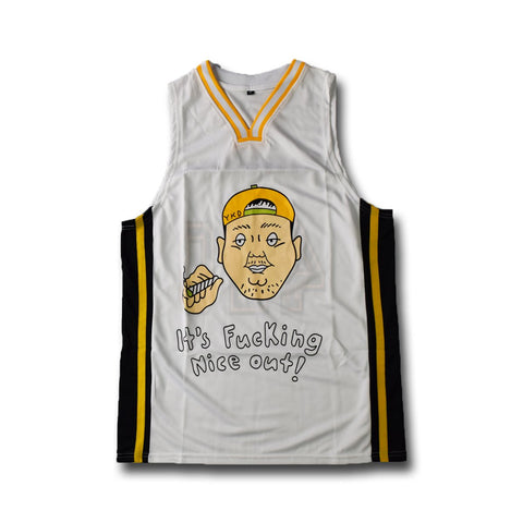 Doink #420  White Basketball Jersey