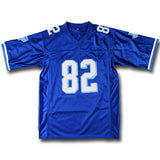 Charlie Tweeder Varsity Blues Football Jersey Stitched - Blue