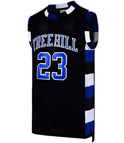 Nathan Scott One Tree Hill Ravens Basketball Jersey Stitched